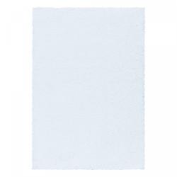AKCE: 200x290 cm Kusový koberec Sydney Shaggy 3000 white