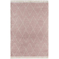 AKCE: 80x150 cm Kusový koberec Desiré 103323 Rosa