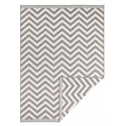 AKCE: 80x150 cm Kusový koberec Twin Supreme 103432 Palma grey creme