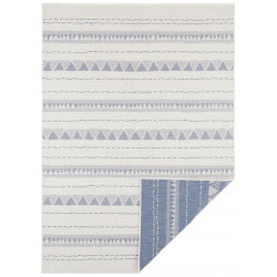 AKCE: 160x230 cm Kusový koberec Twin Supreme 103752 Cream/Blue