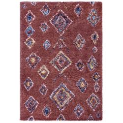 AKCE: 80x150 cm Kusový koberec Essential 104584 Rust-brown