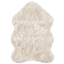 Kusový koberec Freja Faux Fur Copenhagen Cream