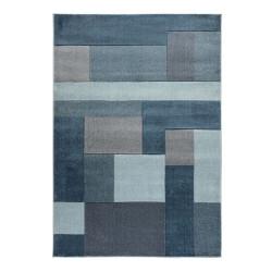 Kusový koberec Hand Carved Cosmos Denim Blue