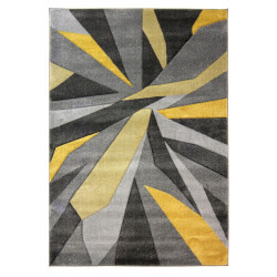 Kusový koberec Hand Carved Shatter Ochre