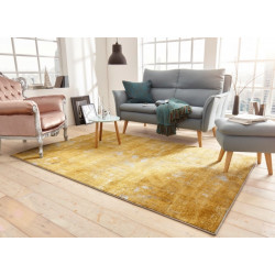 AKCE: 80x150 cm Kusový koberec Golden Gate 102741 Gold