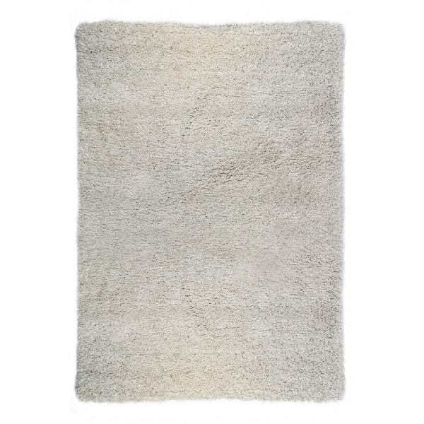 Devos koberce Kusový koberec FUSION 91311 Ivory, koberců 160x230 cm Bílá - Vrácení do 1 roku ZDARMA