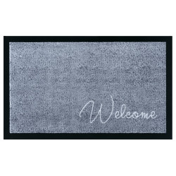 AKCE: 45x75 cm Protiskluzová rohožka Mujkoberec Original 104507 Grey/Blue
