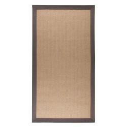 Kusový koberec Natural Fibre Herringbone Grey/Natural