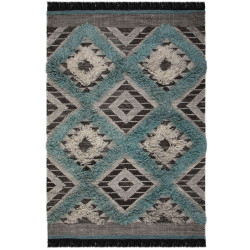 Kusový koberec Nevado Julio Grey/Teal