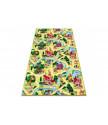 AKCE: 160x230 cm Dětský kusový koberec Pohádková vesnice