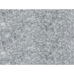 Metrážový koberec Santana 14 šedá s podkladem gel