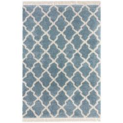 AKCE: 80x200 cm Kusový koberec Desiré 103326 Blau