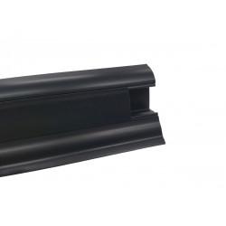 Lišta PVC obvodová SLK50 W110 Černa