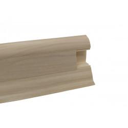 Lišta PVC obvodová SLK50 W132 Javor