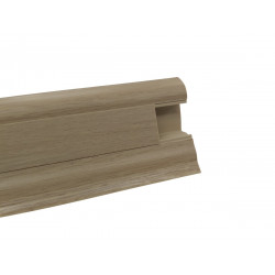 Lišta PVC obvodová SLK50 W171 Dub rustikální