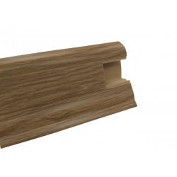 Lišta PVC obvodová SLK50 W183 Dub montana