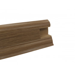 Lišta PVC obvodová SLK50 W184 Picota třešeň
