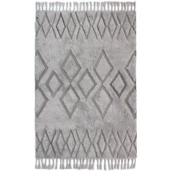 Kusový ručně tkaný koberec Solitaire Daria Grey