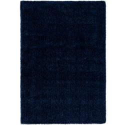 Kusový koberec Velvet Dark Blue