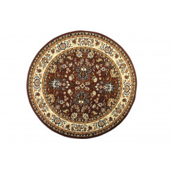 Kusový koberec Teheran Practica 59/DMD kruh