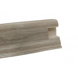 Lišta PVC obvodová SLK50 W464 Dub Husky