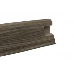 Lišta PVC obvodová SLK50 W466 Dub lávový