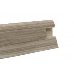 Lišta PVC obvodová SLK50 W467 Dub labrador