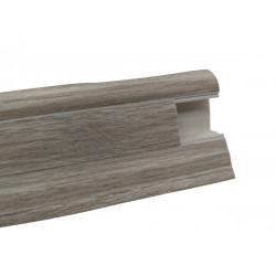 Lišta PVC obvodová SLK50 W478 Dub sardinia