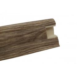Lišta PVC obvodová SLK50 W481 Dub balear