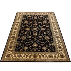 AKCE: 80x150 cm Kusový koberec Marrakesh 210 black