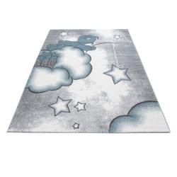 AKCE: 120x170 cm Dětský kusový koberec Kids 580 blue