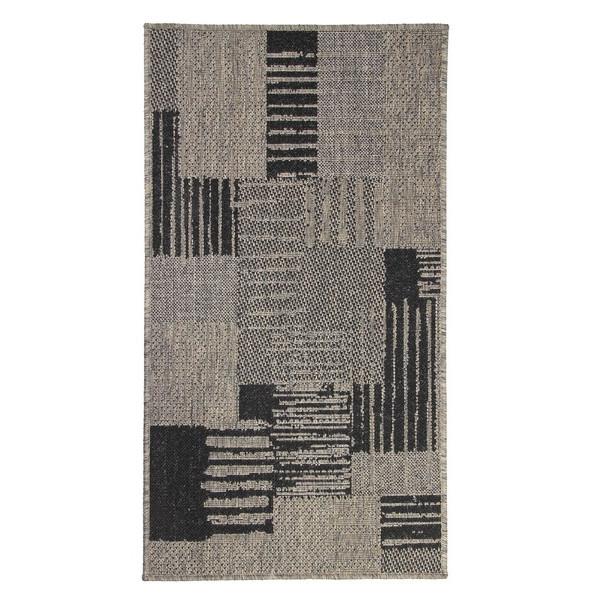 Oriental Weavers koberce Kusový koberec SISALO/DAWN 706/J48H, kusových koberců 66x120 cm% Šedá - Vrácení do 1 roku ZDARMA vč. dopravy + možnost zaslání vzorku zdarma