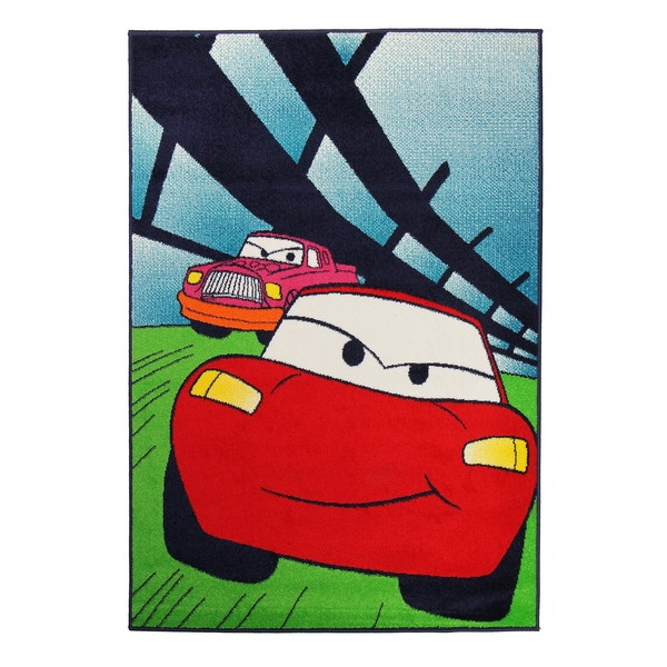 Sintelon koberce Kusový koberec Play 75 CKP, 120x170 cm% Červená - Vrácení do 1 roku ZDARMA vč. dopravy