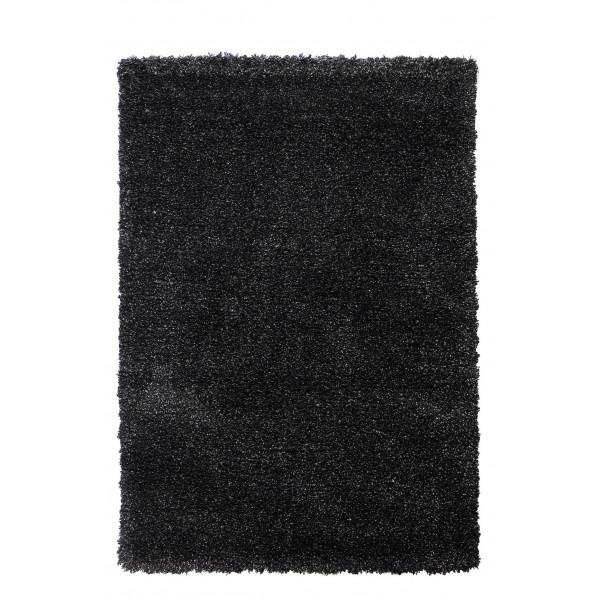 Devos koberce Kusový koberec FUSION 91311 Black, kusových koberců 120x170 cm% Černá - Vrácení do 1 roku ZDARMA vč. dopravy + možnost zaslání vzorku zdarma