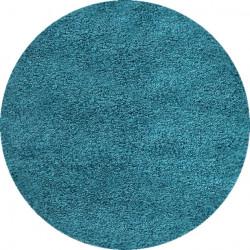 Kusový koberec Dream Shaggy 4000 Turkis kruh