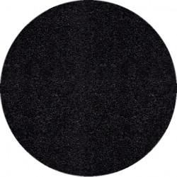 Kusový koberec Dream Shaggy 4000 Antrazit kruh