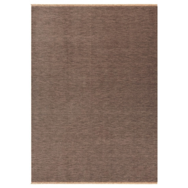 Osta luxusní koberce Kusový koberec Djobie 4561 600, koberců 85x155 Hnědá - Vrácení do 1 roku ZDARMA