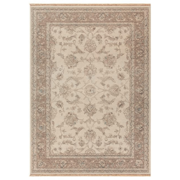 Osta luxusní koberce Kusový koberec Djobie 4517 620, koberců 250x345 Béžová - Vrácení do 1 roku ZDARMA