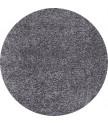 Kusový koberec Dream Shaggy 4000 Grey kruh
