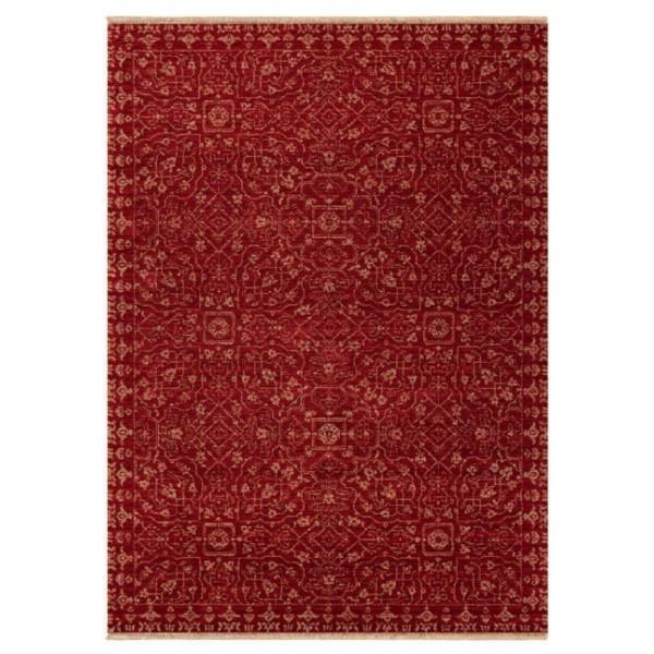 Osta luxusní koberce Kusový koberec Djobie 4555 300, koberců 250x345 Červená - Vrácení do 1 roku ZDARMA
