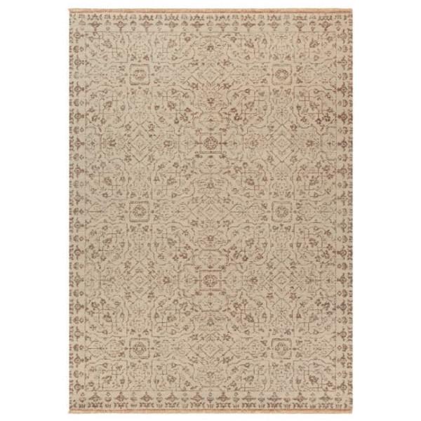 Osta luxusní koberce Kusový koberec Djobie 4555 620, koberců 250x345 Béžová - Vrácení do 1 roku ZDARMA