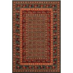 Kusový koberec Kashqai 4301 401