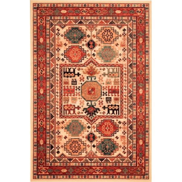 Osta luxusní koberce Kusový koberec Kashqai (Royal Herritage) 4306 100, koberců 67x275 Červená - Vrácení do 1 roku ZDARMA