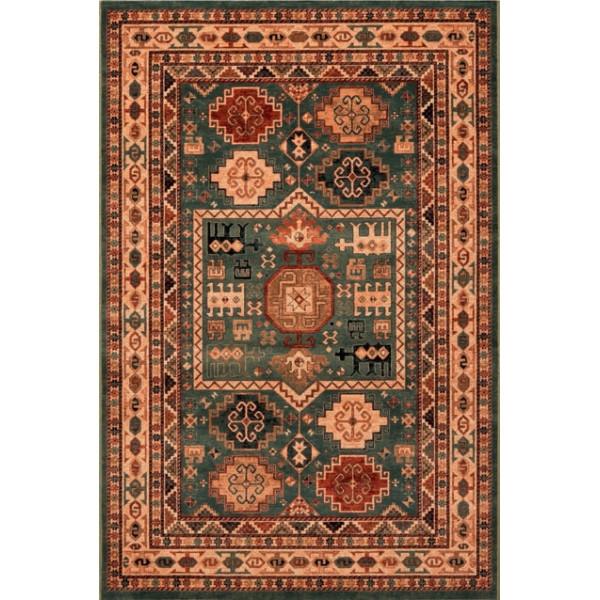 Osta luxusní koberce Kusový koberec Kashqai 4306 400, kusových koberců 240x340 cm% Oranžová - Vrácení do 1 roku ZDARMA vč. dopravy
