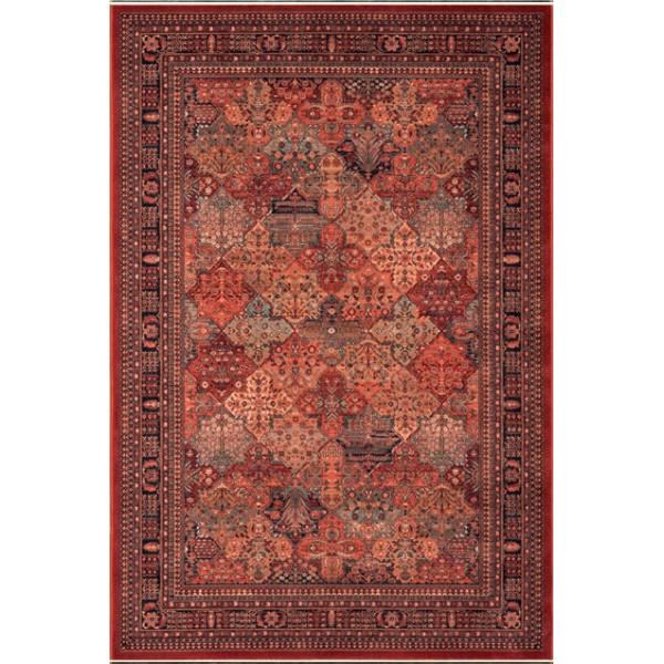 Osta luxusní koberce Kusový koberec Kashqai (Royal Herritage) 4309 300, koberců 80x160 cm Červená - Vrácení do 1 roku ZDARMA