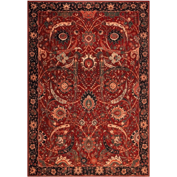 Osta luxusní koberce Kusový koberec Kashqai 4335 300, kusových koberců 160x240 cm% Červená - Vrácení do 1 roku ZDARMA vč. dopravy