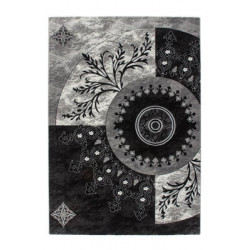 Kusový koberec Aura ARA 779 black