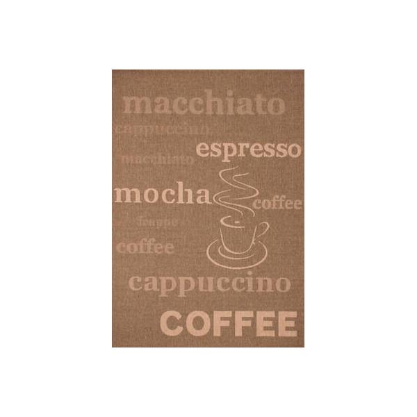 Kusový koberec Finca FIN 510 coffee