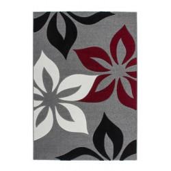 Kusový koberec Havanna Carving HAV 420 red
