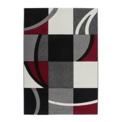 Kusový koberec Havanna Carving HAV 421 red